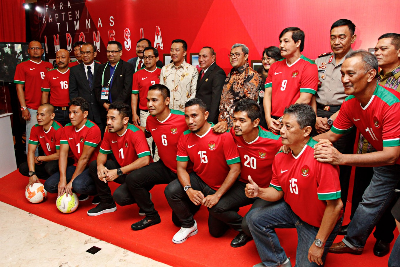 Indonesia hope Asian Games can help re-boot national soccer team