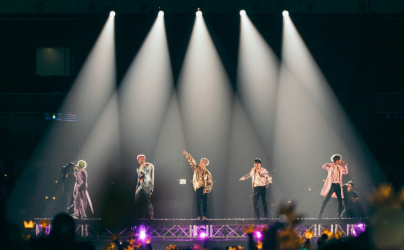 Big Bang attracts 10m YouTube subscribers