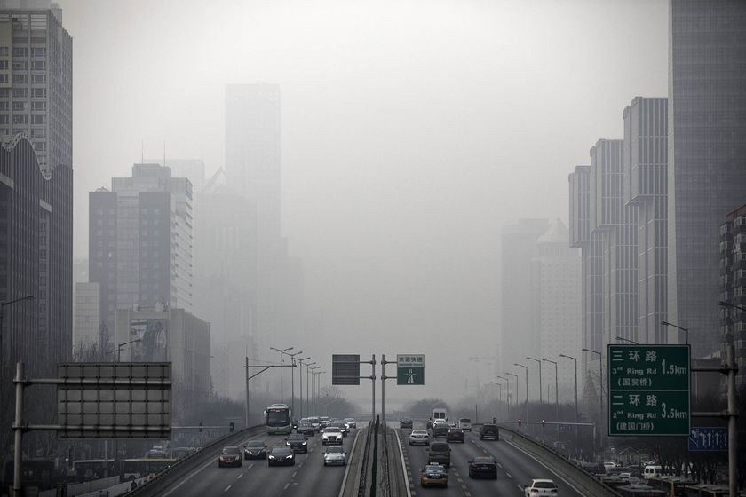 China to ban sale of fossil fuel cars