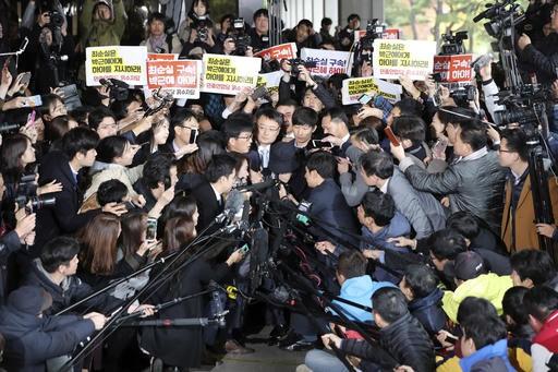 South Korean president's confidante snubs impeachment trial