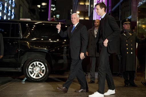 No consensus on anti-nepotism law and Kushner appointment