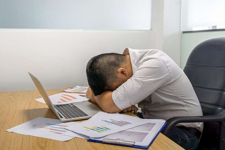 Singaporeans not clocking enough sleep, study finds