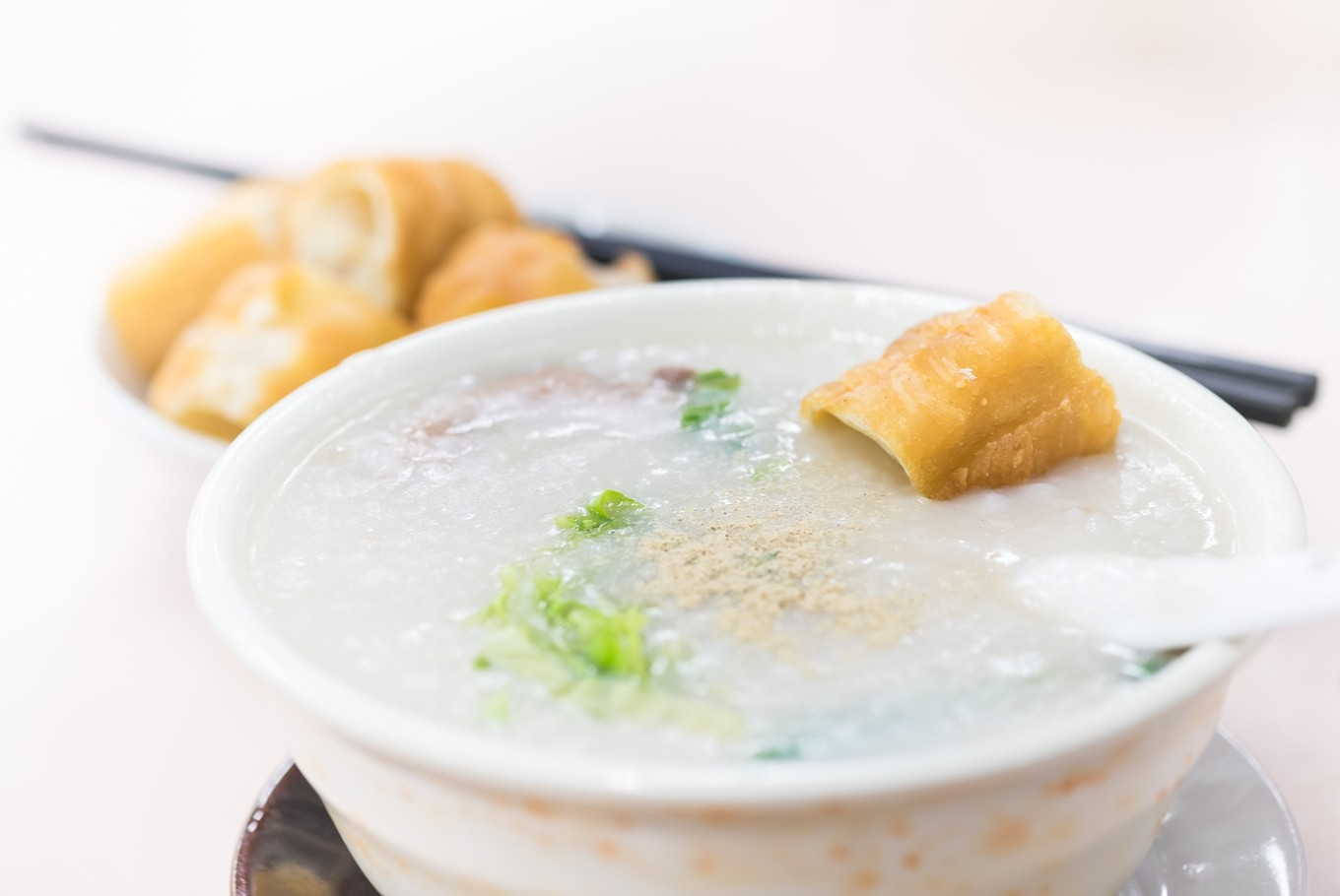 Seven 'bubur ayam' joints to warm your tummy at night