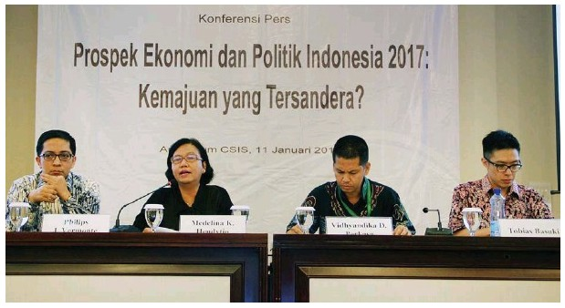 Indonesian groups among world's influential think tanks: Report