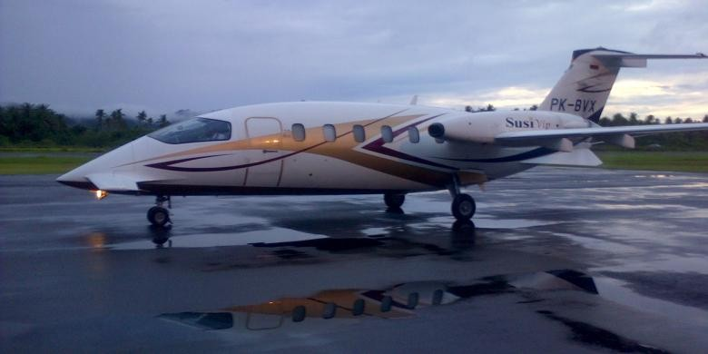 BNN finds no indications of substance abuse by Susi Air pilots