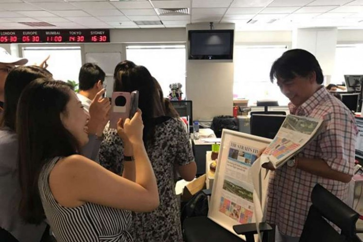 Singaporean readers enjoy heartwarming moments with Personalised Print