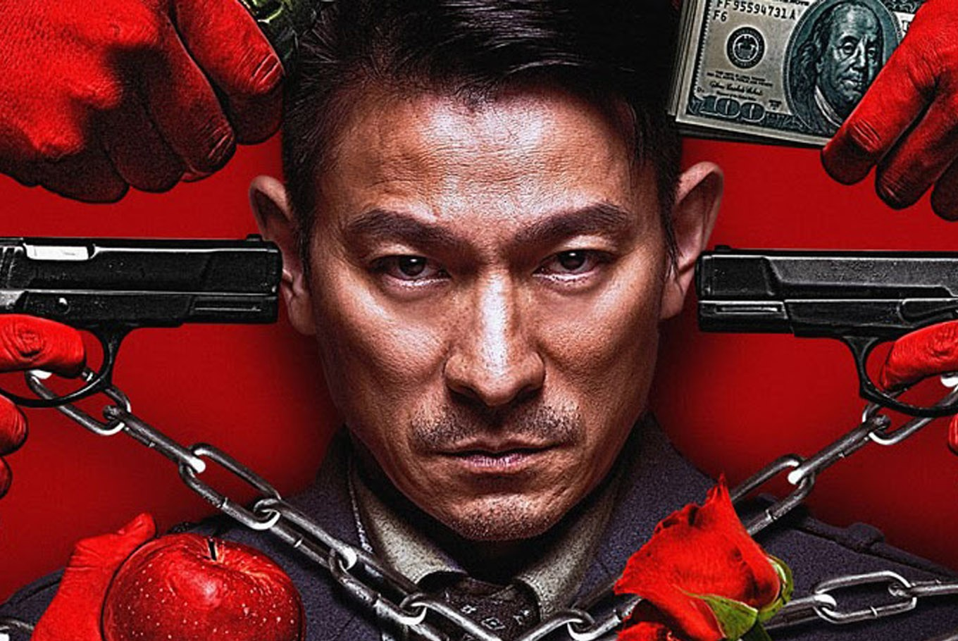 Andy Lau is not too interested in Hollywood