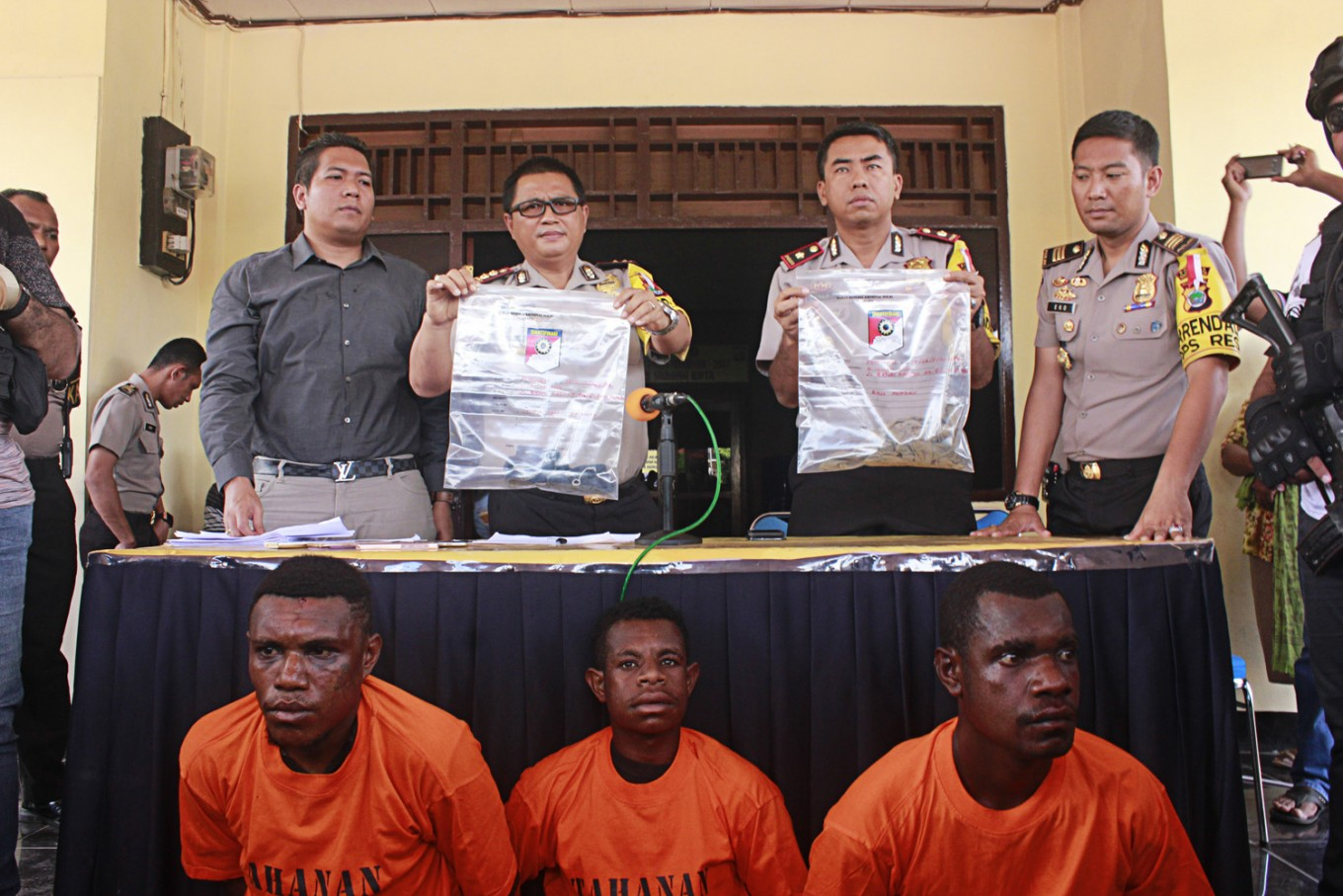 Alleged child rapists in Sorong may face death penalty: Police