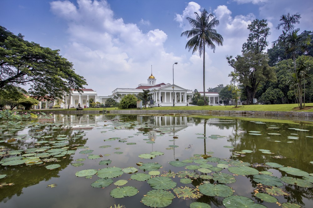 Jokowi to work from Bogor Palace in December