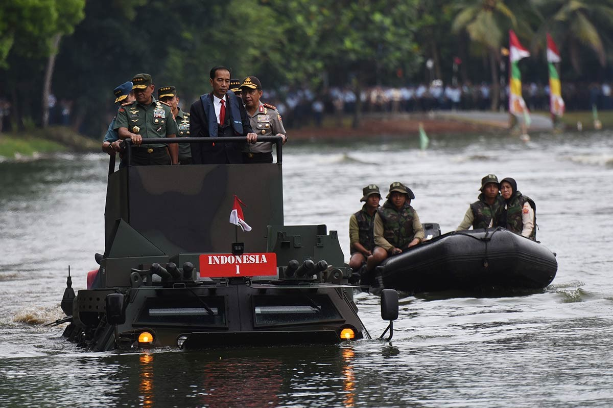 Indonesian Military to build naval base in Papua