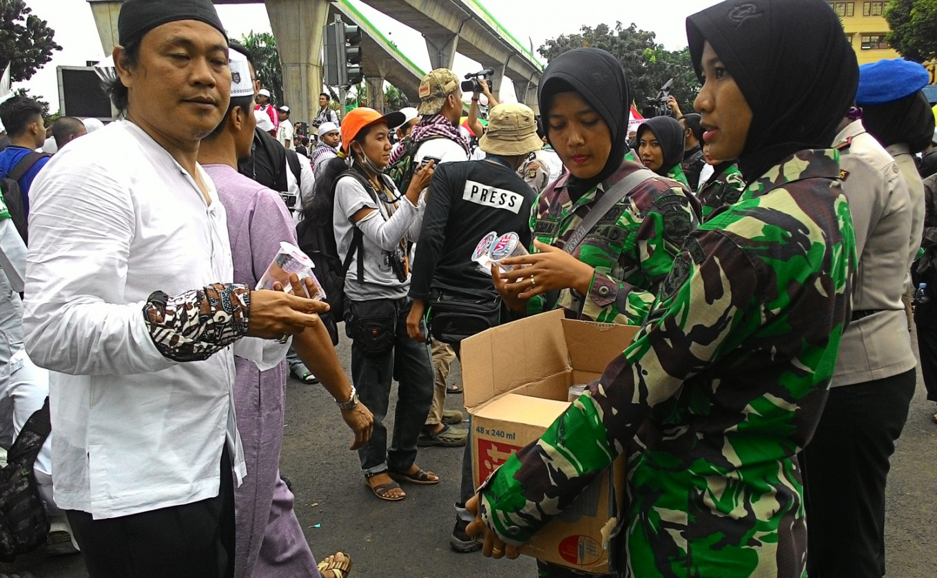 FPI protests 'unfairness' by West Java Police chief