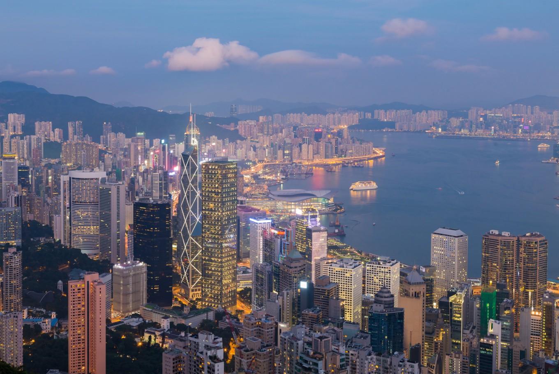 Hong Kong to build $79b artificial island