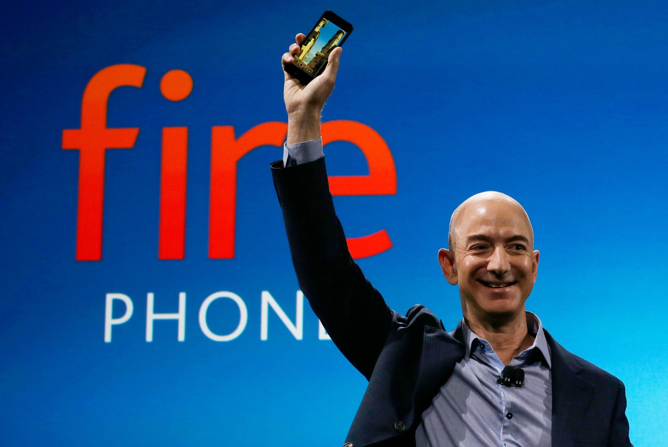 Jeff Bezos is just $5 billion away from being the world's richest person