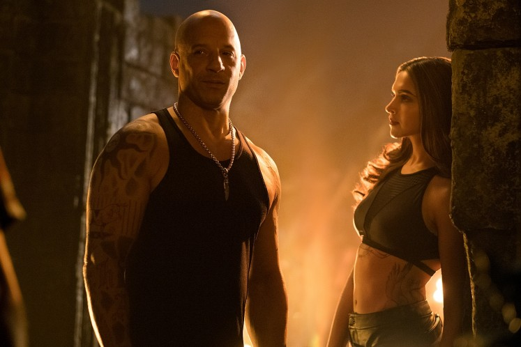 Why Xander Cage needed to return?