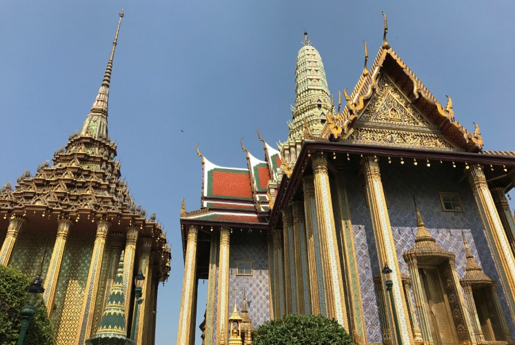 2 weeks, 1 country and a world of wonders in Thailand