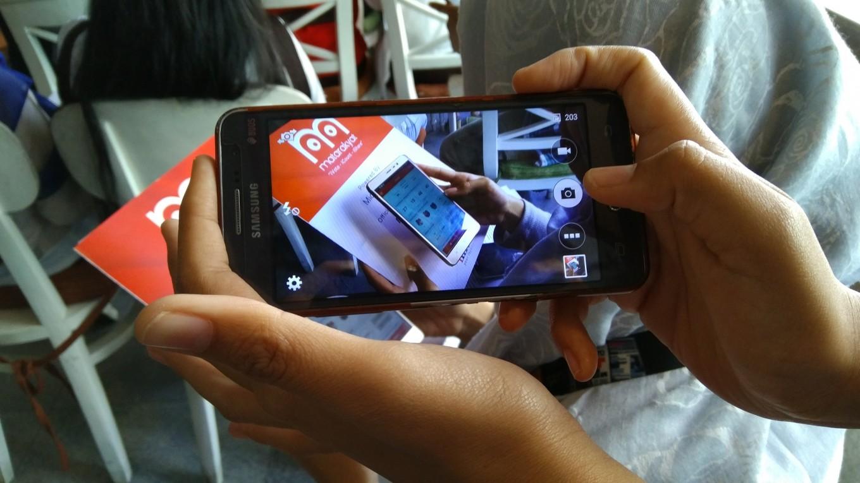 Mobile app promises alternative election quick count