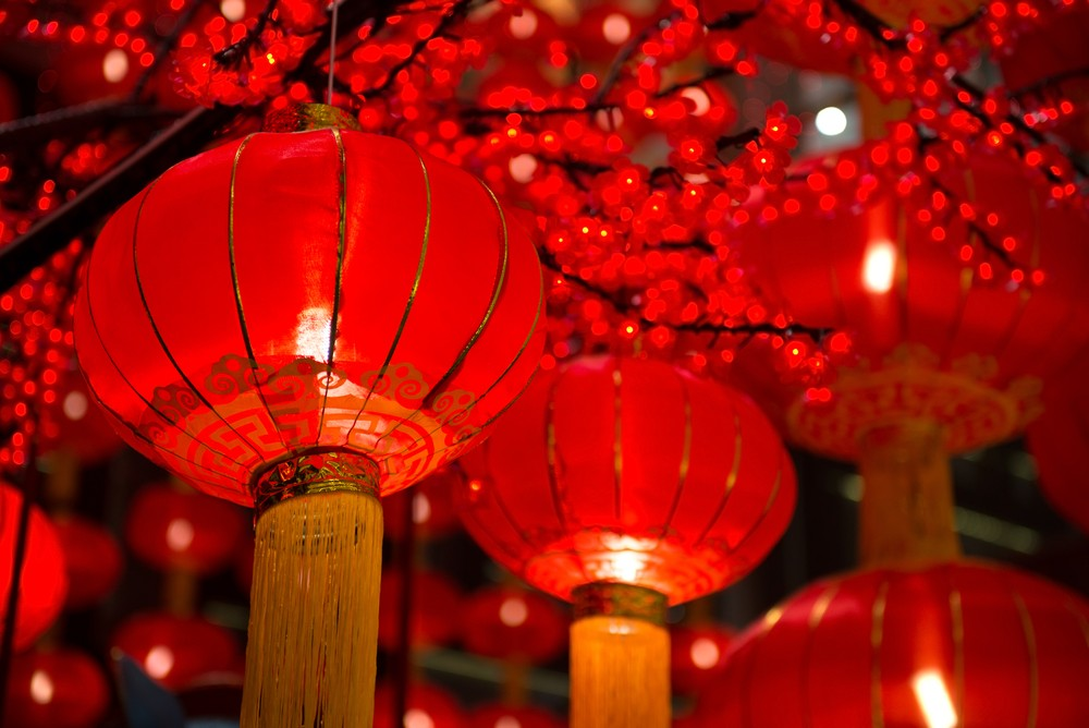 5,000 red lanterns to enliven Solo's Chinese New Year