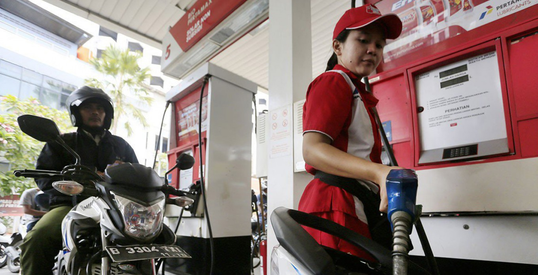 Pertamina to build 108 mini gas stations