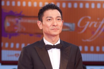 Chinese star Andy Lau fractures spine from horse riding accident