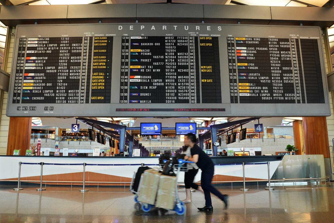 Changi Airport to end final boarding announcements