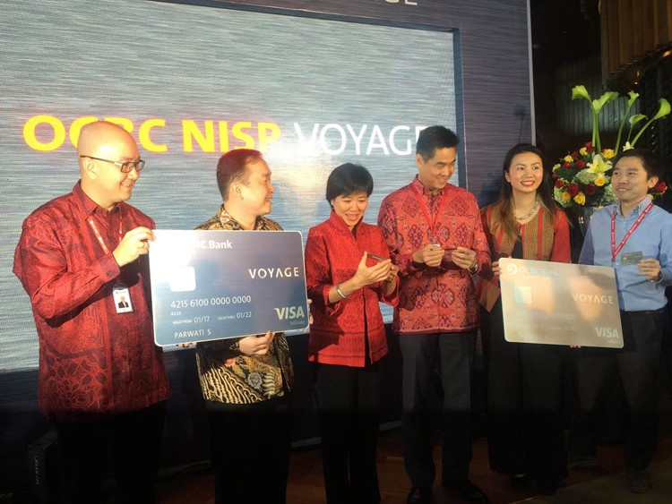 OCBC NISP launches credit card for affluent customers