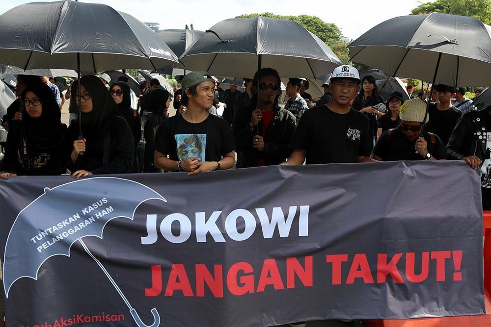 Wiranto backtracks on harmony council's purpose