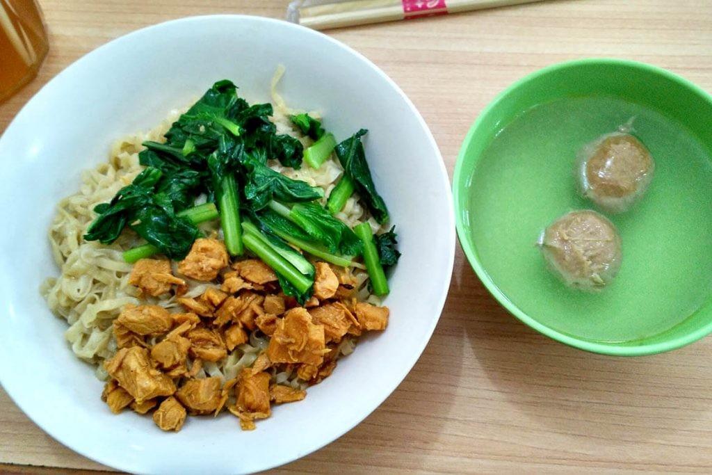 Bakmi Villa: A simple yet nostalgic meal