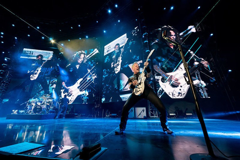 Metallica are publishing new illustrated children's book