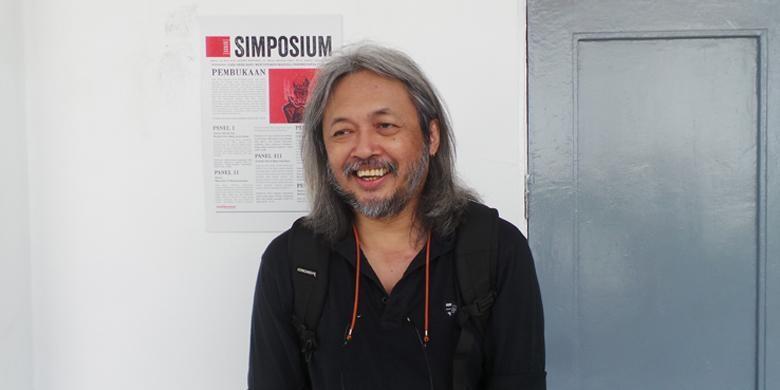 Seno Gumira Ajidarma: No rest for the wicked