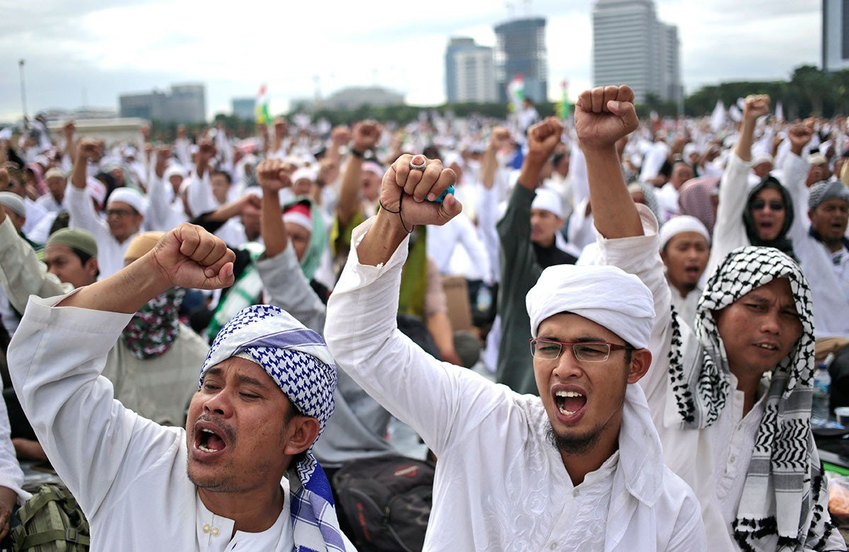 Thousands to join another anti-Ahok rally - City - The ...
