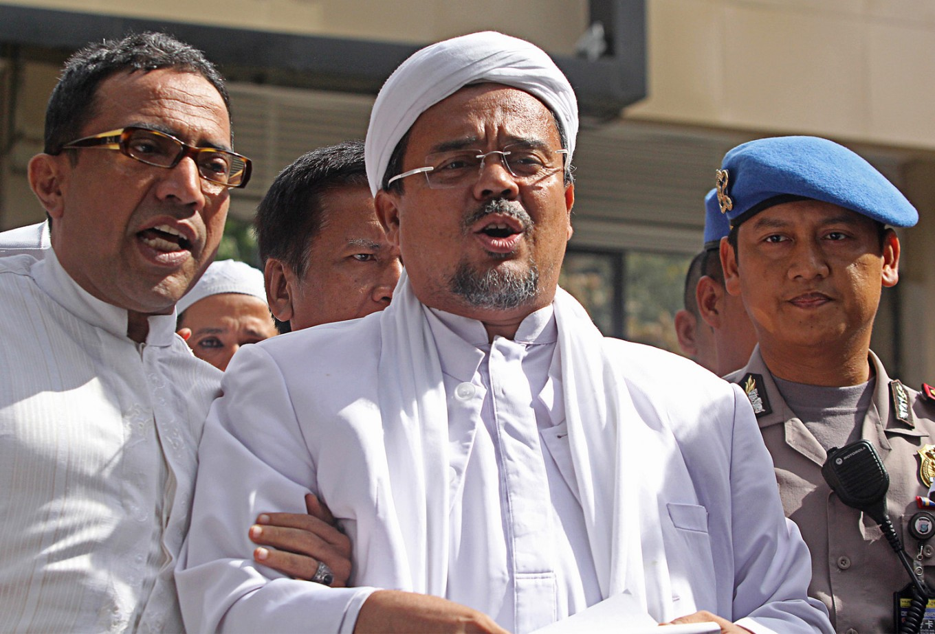 Image result for rizieq shihab