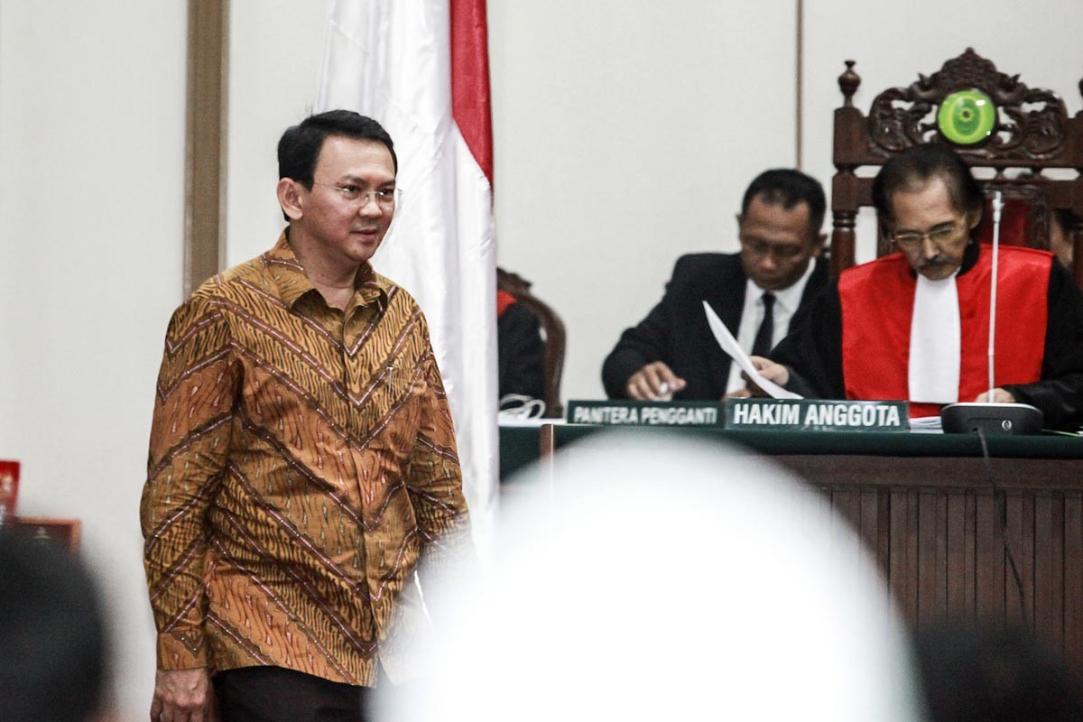 Eyewitness Refuses To Conclude Ahok Committed Blasphemy National