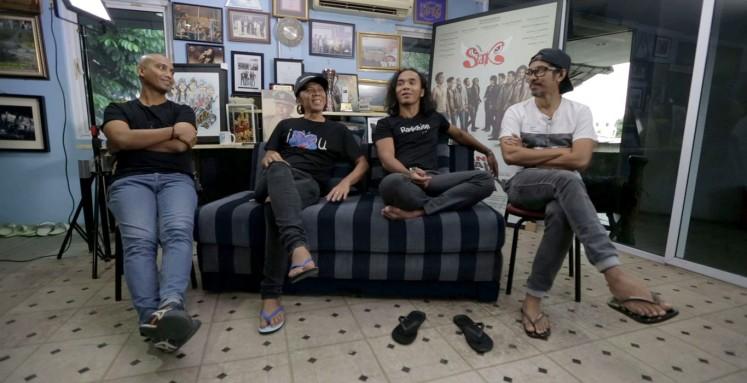 Slank, Politics and Jokowi - Part 1