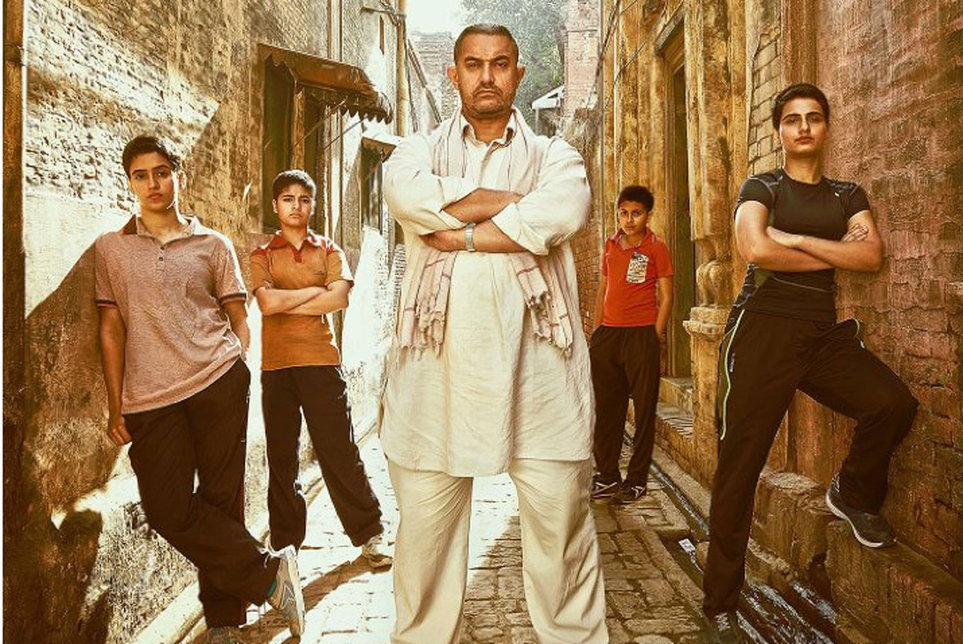 'Dangal', a potent and palpable sports drama
