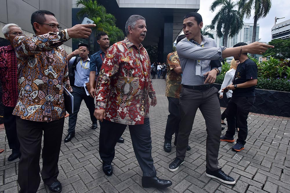 PLN director to file lawsuit over leaked conversation