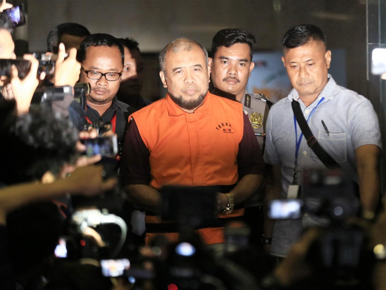 KPK names MK justice Patrialis Akbar suspect in bribery case