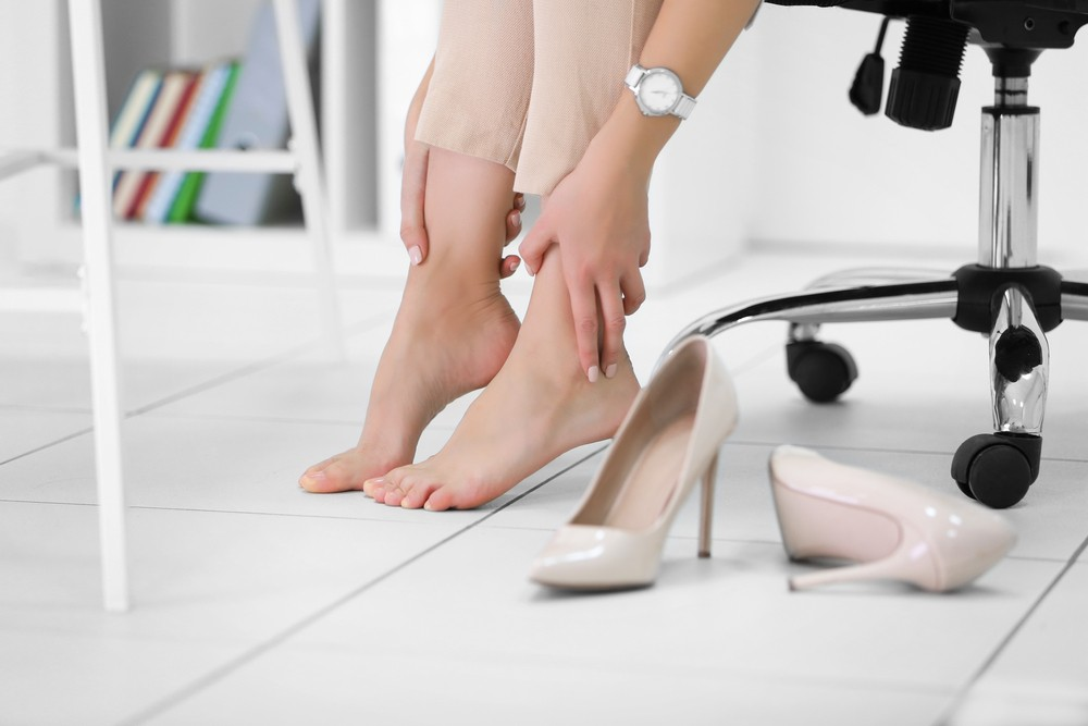 Japanese shoe stores, manufacturers aim for painless pumps