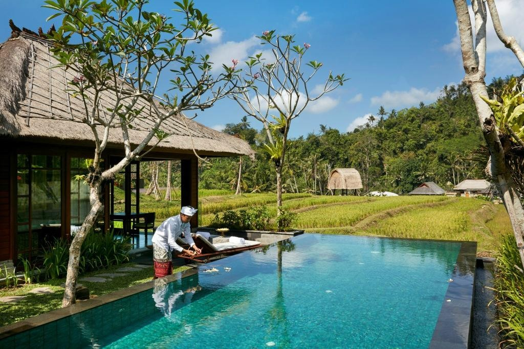 Mandapa in Ubud named Asia's best hotel