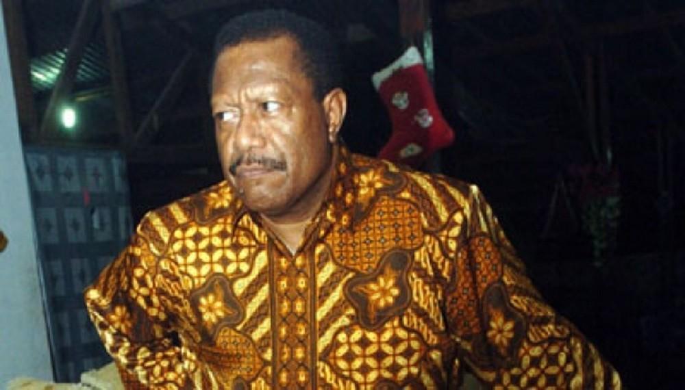 Former regent nabbed as suspected drug user in West Papua