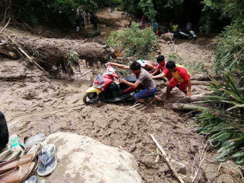 16 landslides hit Gorontalo