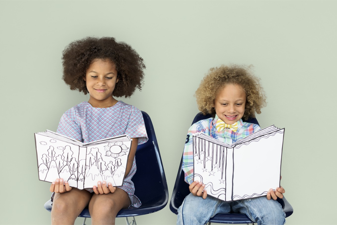 Study: Nearly 60 percent of children like reading for fun