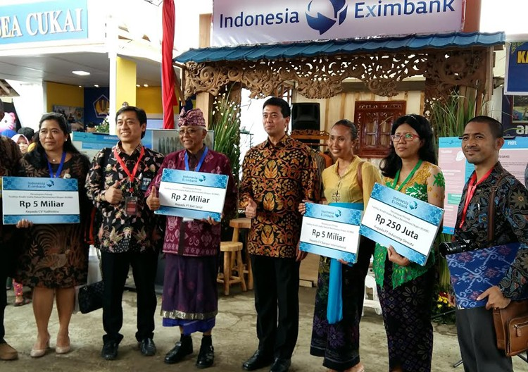 Indonesia Eximbank to boost SME exports