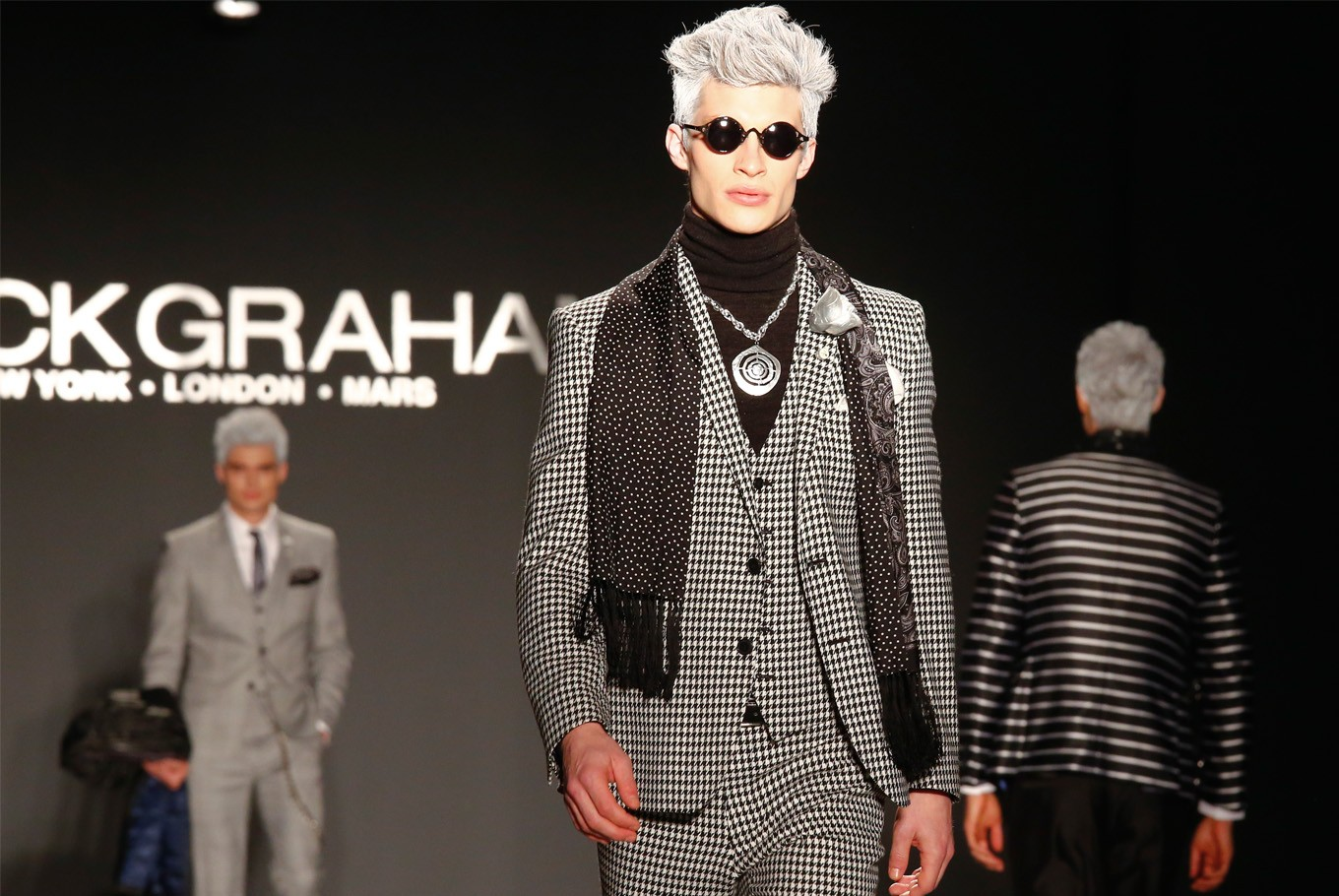 At mens fashion week a collection was out of this world at mens fashion week a collection was out of this world stopboris Image collections