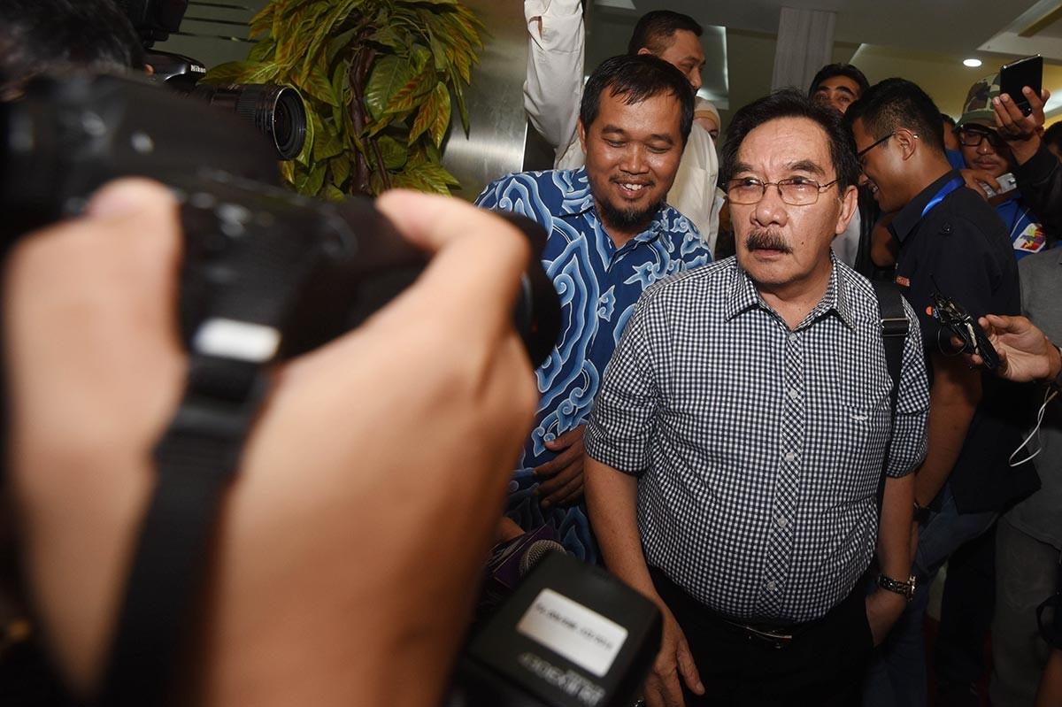 Where has Rp 540 billion in Bank Bali evidence gone?: Ex-KPK chairman