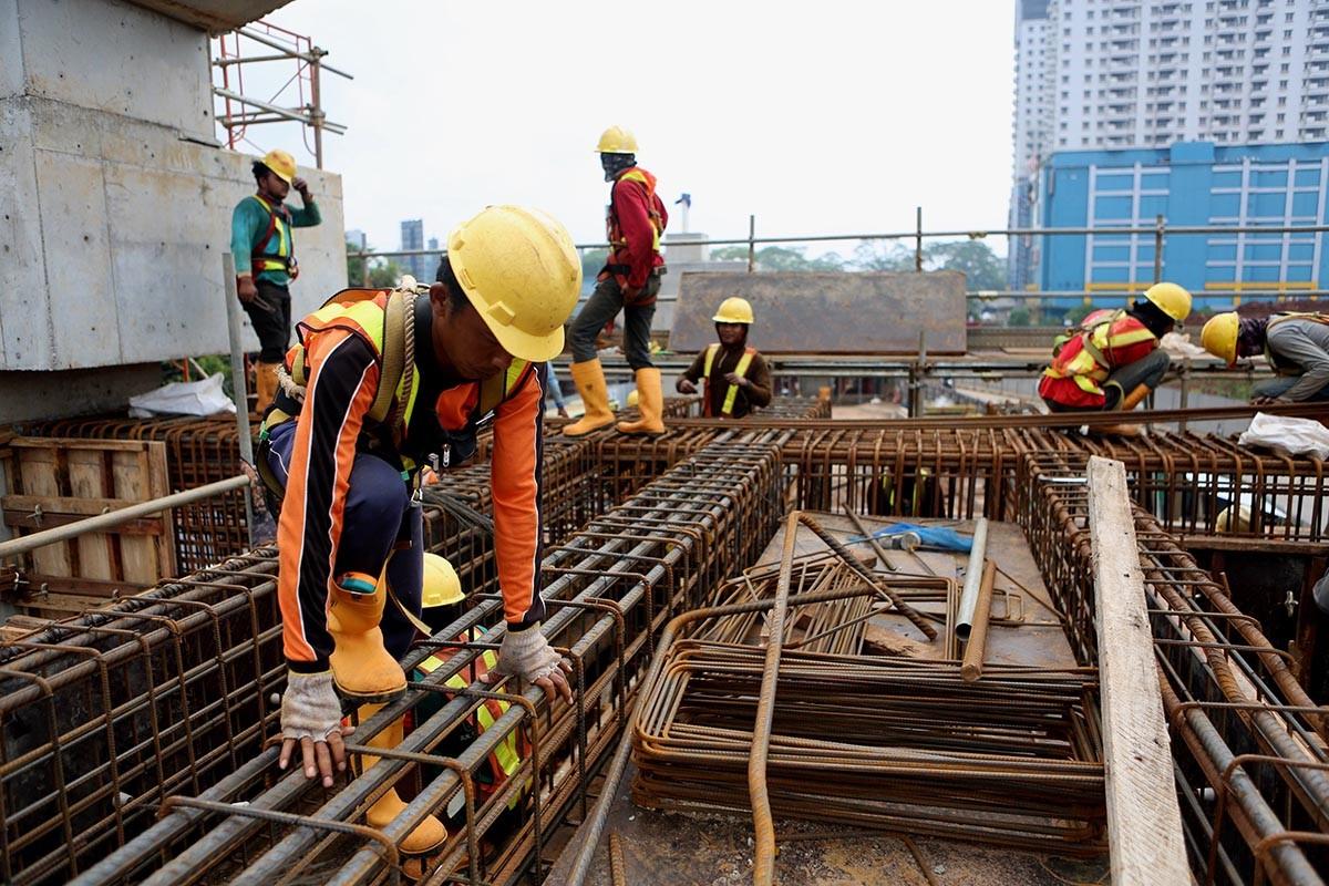 Jakarta's transit projects on track: Djarot