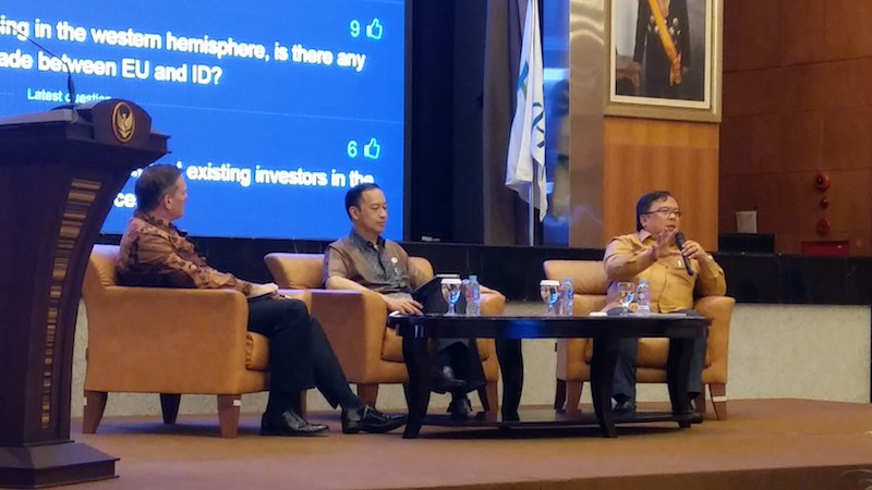 Indonesia pins hopes for growth on direct investment