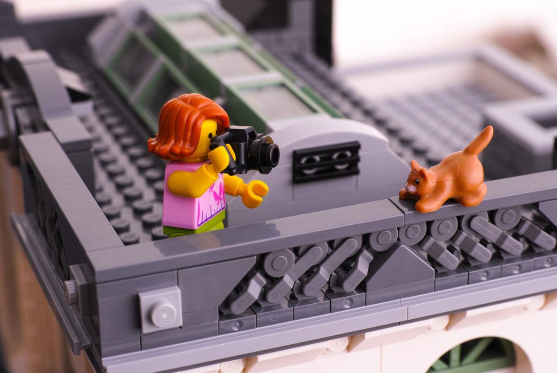 Lego creates social networking app for children