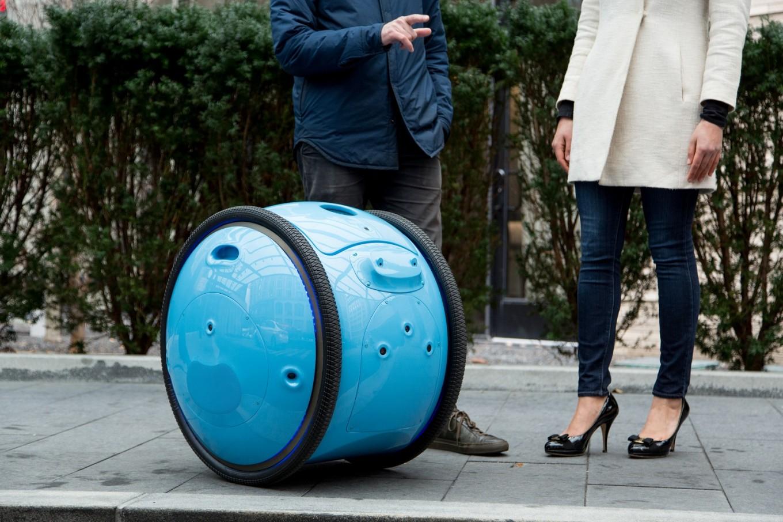 Meet Gita, Piaggio's new personal robot cargo carrier
