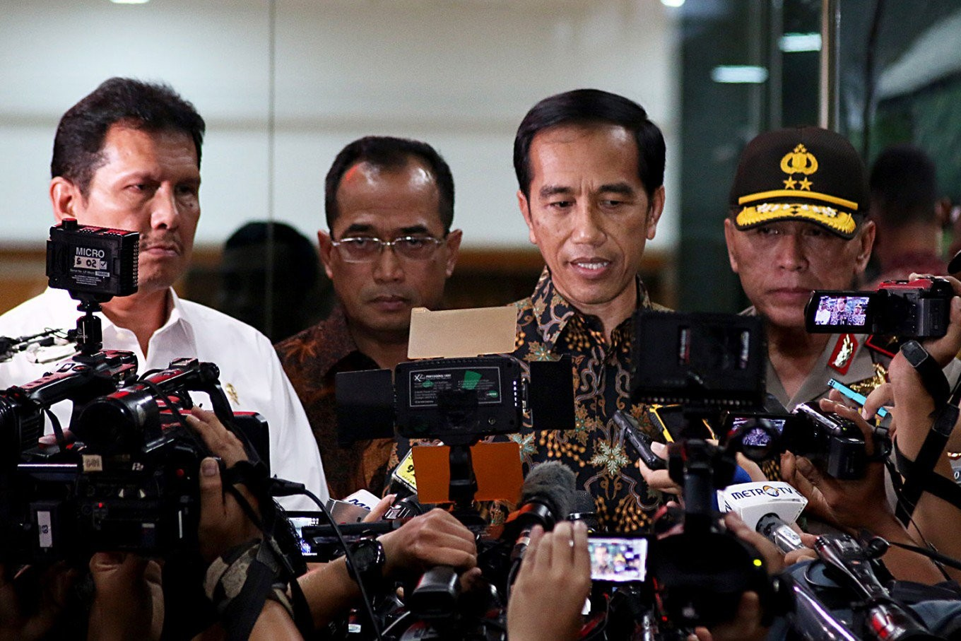 Indonesia's GDP to reach $9.1 trillion by 2045: Jokowi
