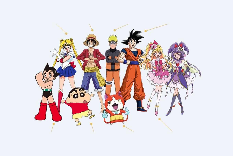 Olympics Anime Characters Turn Ambassadors For Tokyo 2020